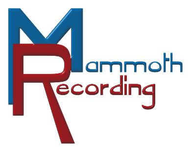 Mammoth Recording logo